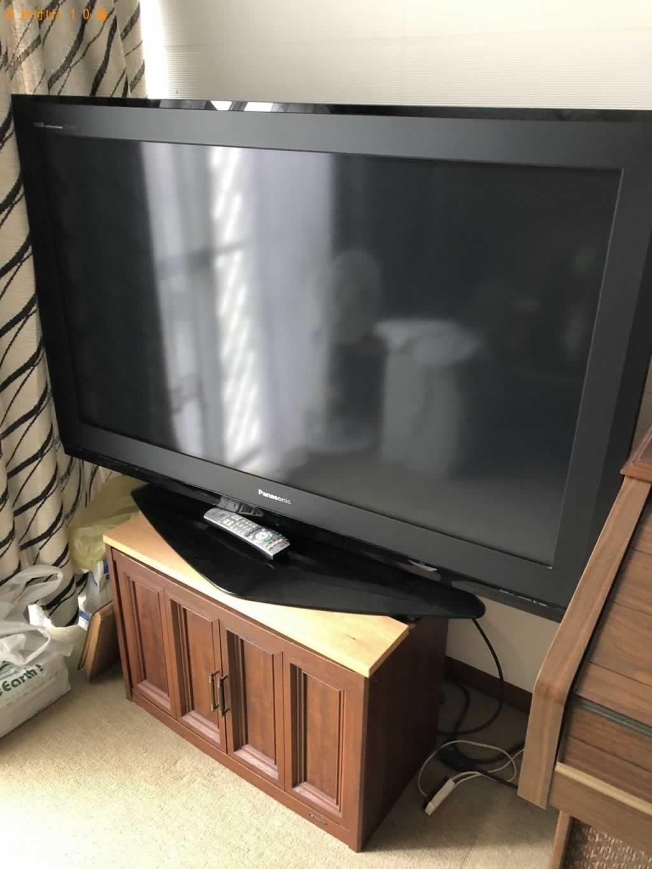 テレビ回収施工前