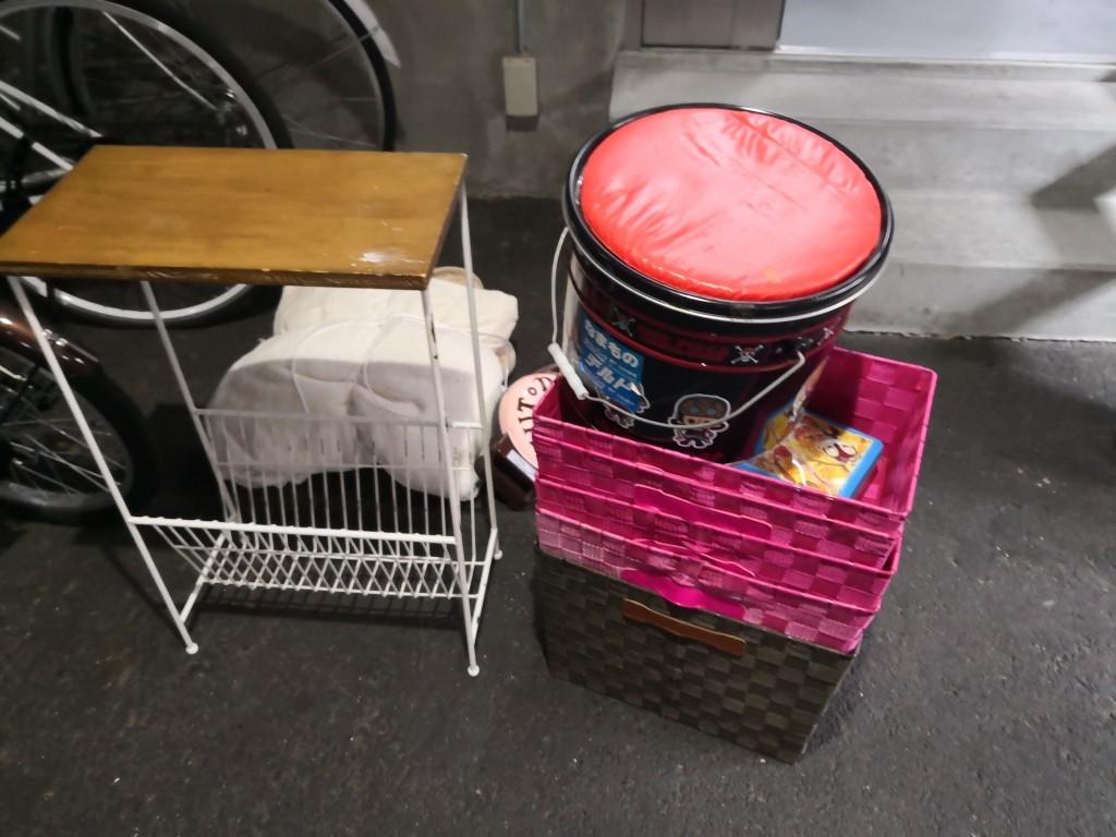 【奈良市林小路町】お引越しに伴う不用品回収☆即日での対応にご満足いただけました!