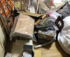 【奈良市】2tトラック一台分の不用品回収・処分ご依頼 お客様の声