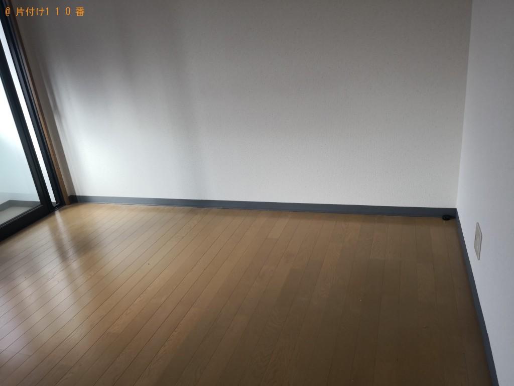 【奈良市】ベッド、布団、棚の不用品回収処分 お客様の声