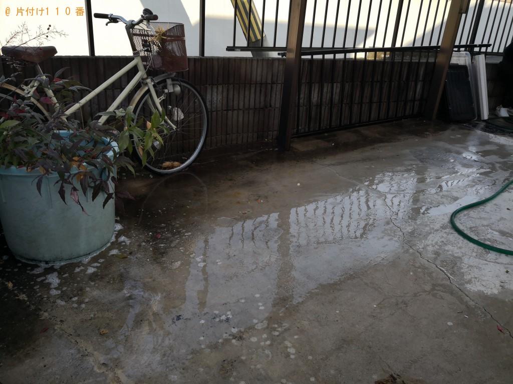 【奈良市】家庭ごみの不用品回収処分 お客様の声