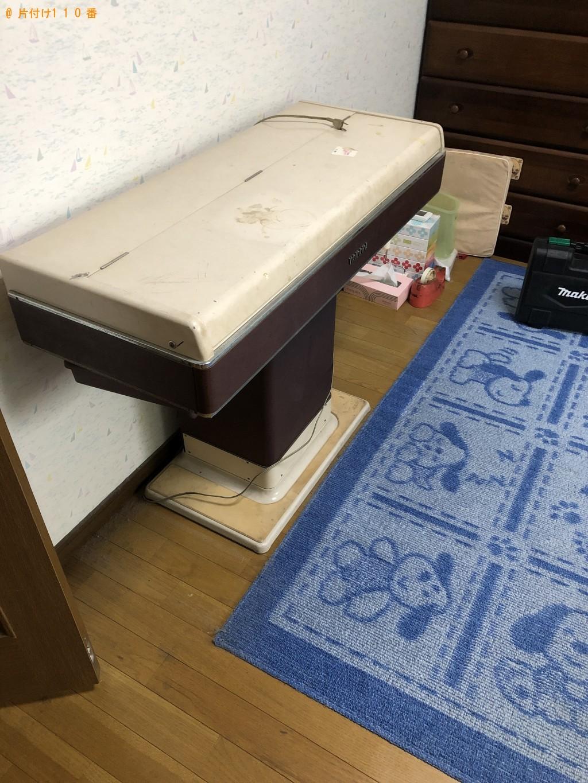 【御所市】学習机、エレクトーン、ベッドマットレスなどの出張不用品回収・処分ご依頼