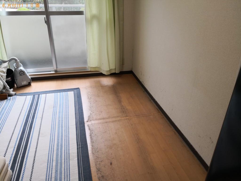 【奈良市】シングルベッド回収ご依頼 お客様の声