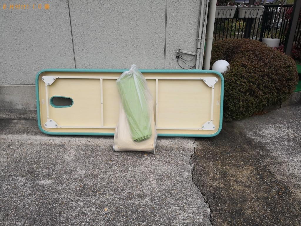 【奈良市】ベッドなどの出張不用品回収・処分ご依頼 お客様の声