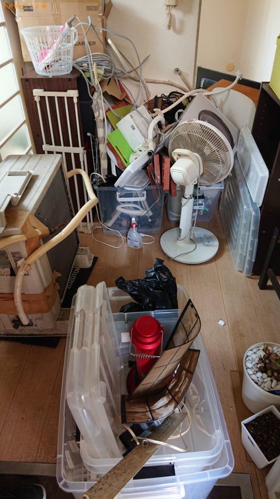 【桜井市】洗濯機、掃除機、エアコン等の回収・処分 お客様の声