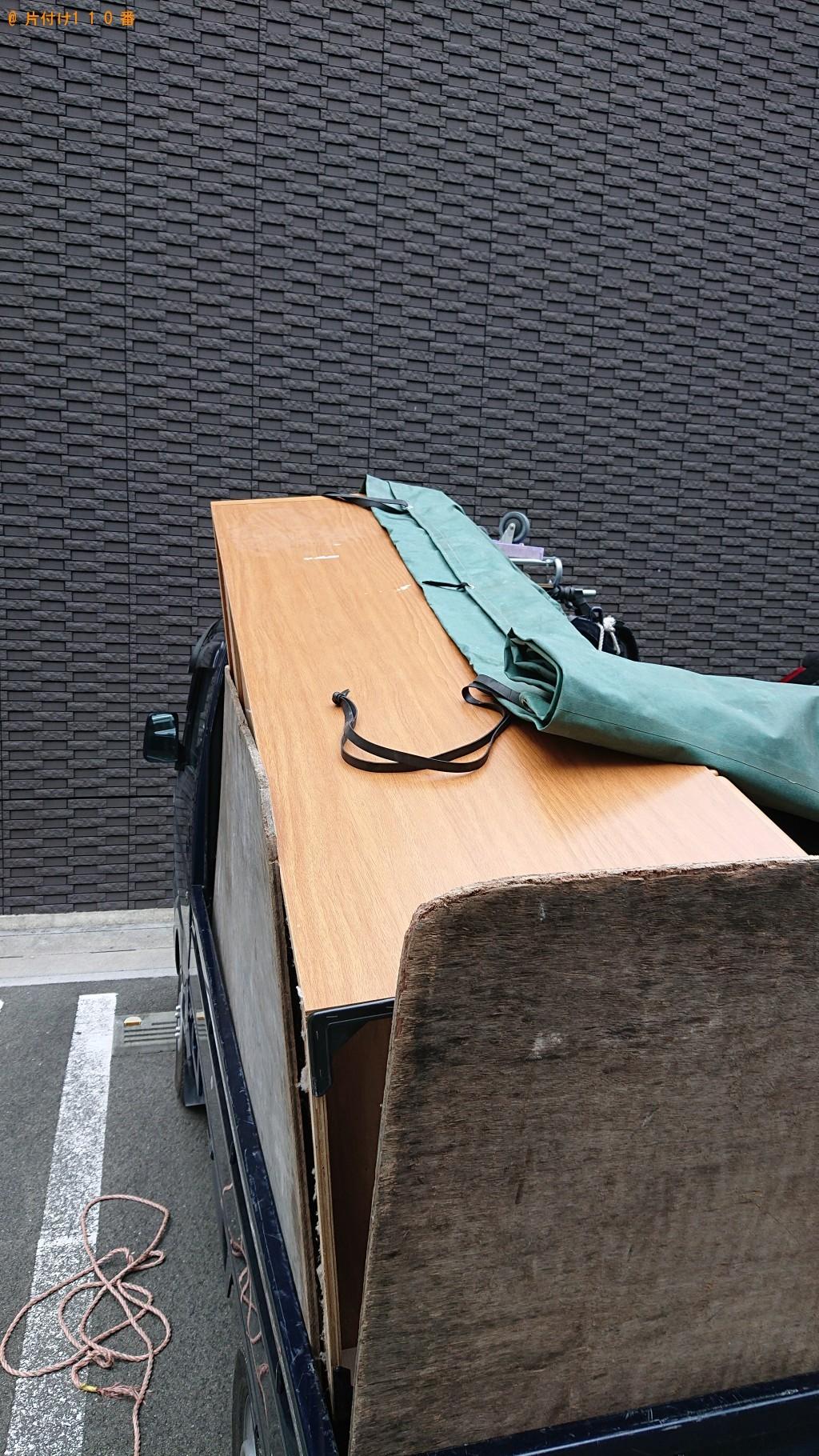 【大和郡山市】整理タンス1点の回収・処分 お客様の声