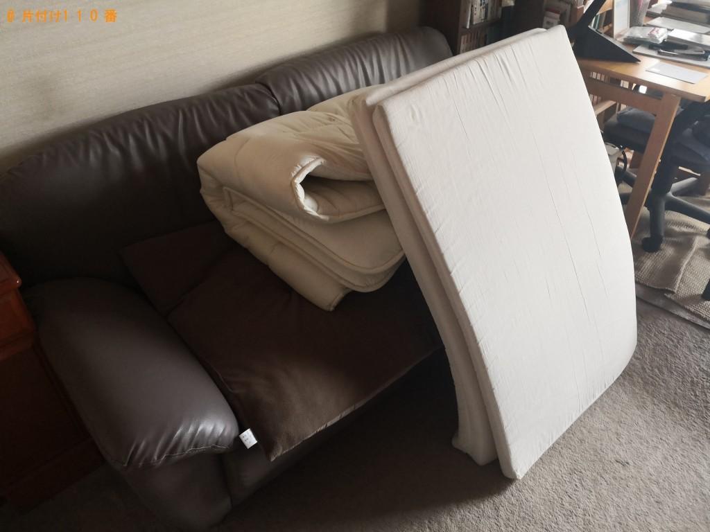 【奈良市】小型家電・家具等の回収でリピートご依頼 お客様の声