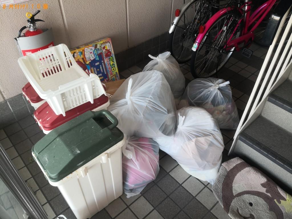 【奈良市】掃除機、座布団、クッション、布団等の回収・処分ご依頼