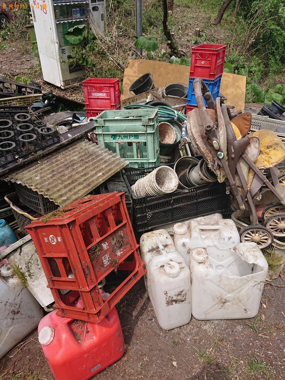 【山辺郡山添村】2tトラック1台程度の出張不用品の回収・処分ご依頼
