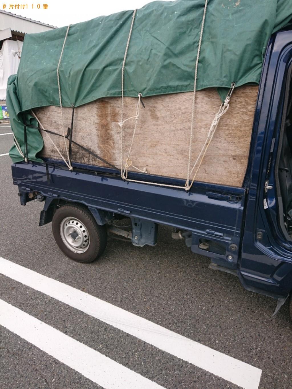 【高市郡明日香村】タンス、布団、電子レンジ等の回収・処分ご依頼