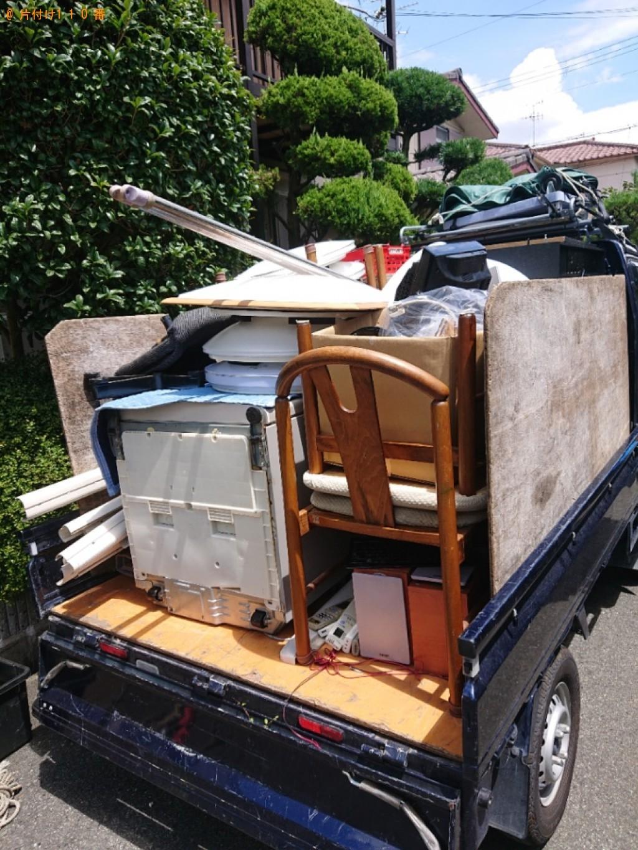 【橿原市】冷蔵庫、タンス、クローゼット等の回収・処分ご依頼