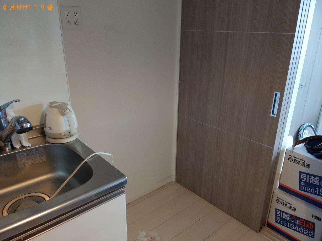 【天理市】遺品整理に伴い冷蔵庫、洗濯機等の回収・処分ご依頼
