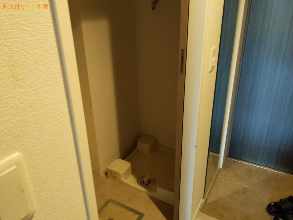 【奈良市三条宮前町】冷蔵庫、洗濯機等の回収・処分ご依頼