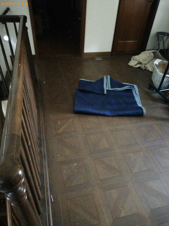 【奈良市】シングルベッド、ベッドマットレスの回収・処分ご依頼