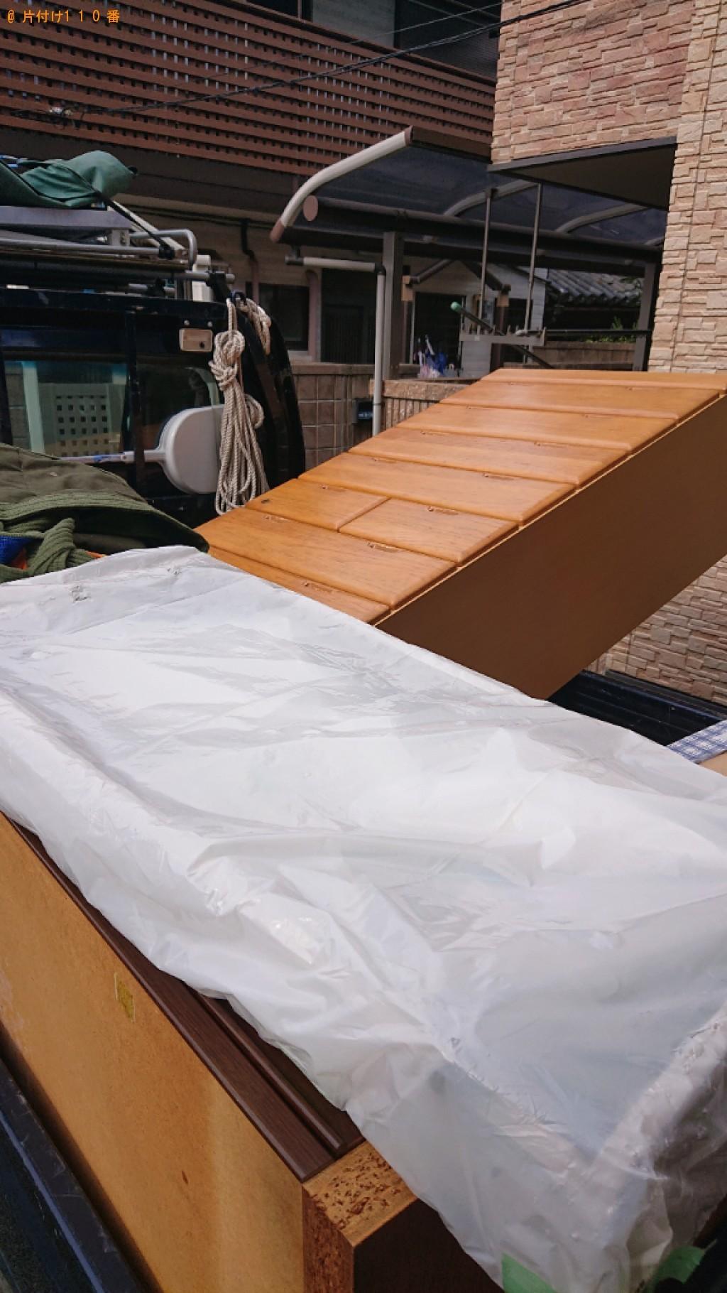 【大和高田市】エアコン、タンス、小型家電等の回収・処分ご依頼