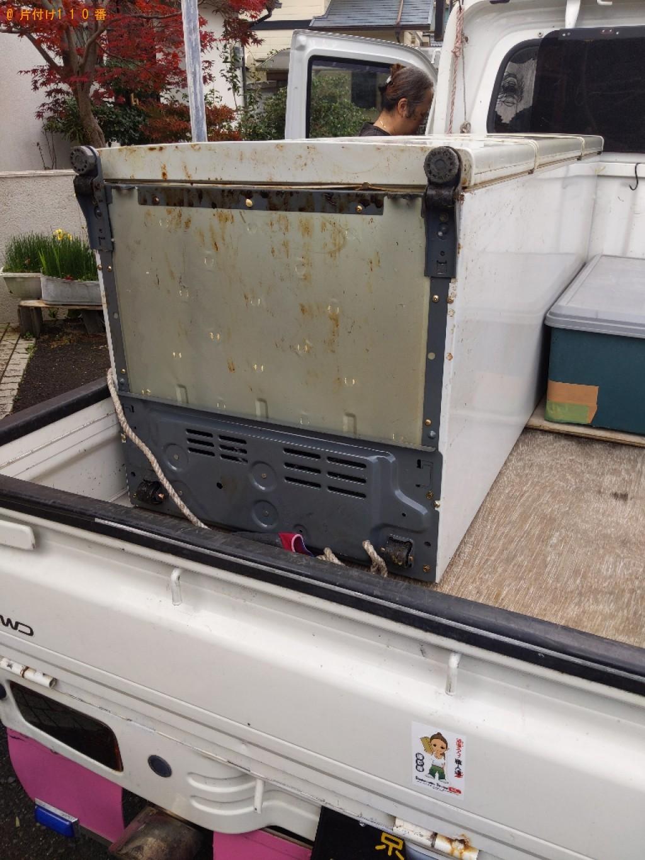 【奈良市】冷蔵庫の回収・処分ご依頼 お客様の声