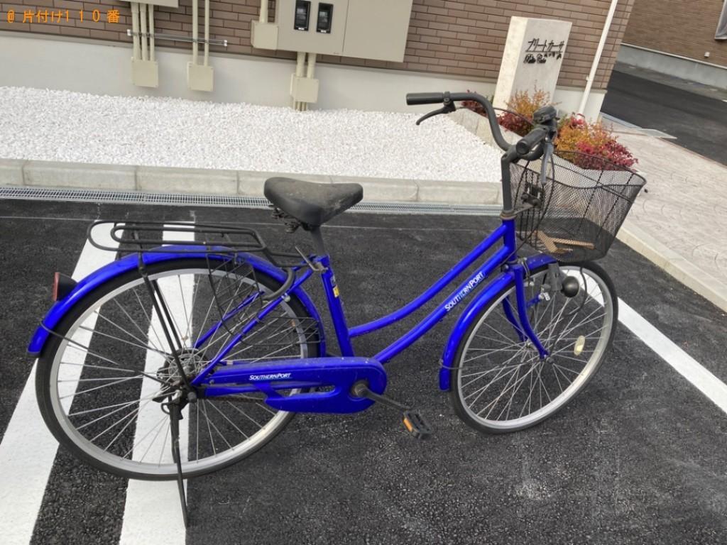【大和郡山市】自転車の回収・処分ご依頼 お客様の声