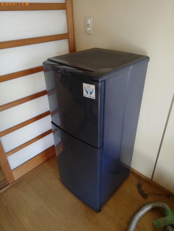 【橿原市大久保町】冷蔵庫、エアコン、洗濯機、木の衝立等の回収