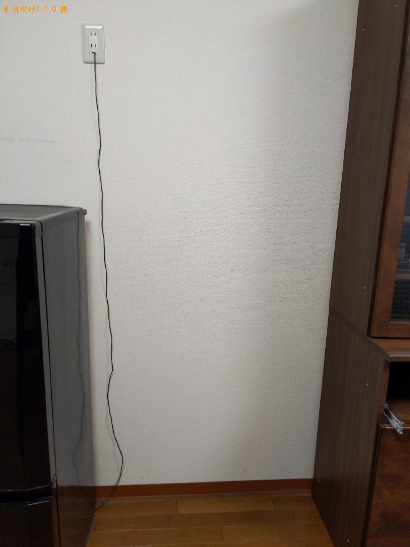 【奈良市富雄元町】食器棚の回収・処分ご依頼 お客様の声
