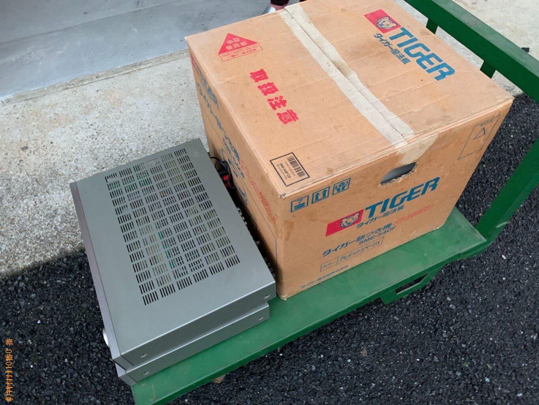 【生駒郡安堵町】テレビ、PCモニタ、扇風機、ヒーター、家具の回収