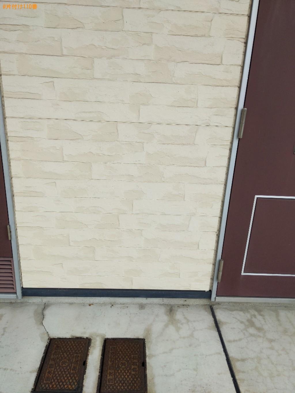 【奈良市西大寺国見町】セミダブルマットレスの回収・処分ご依頼