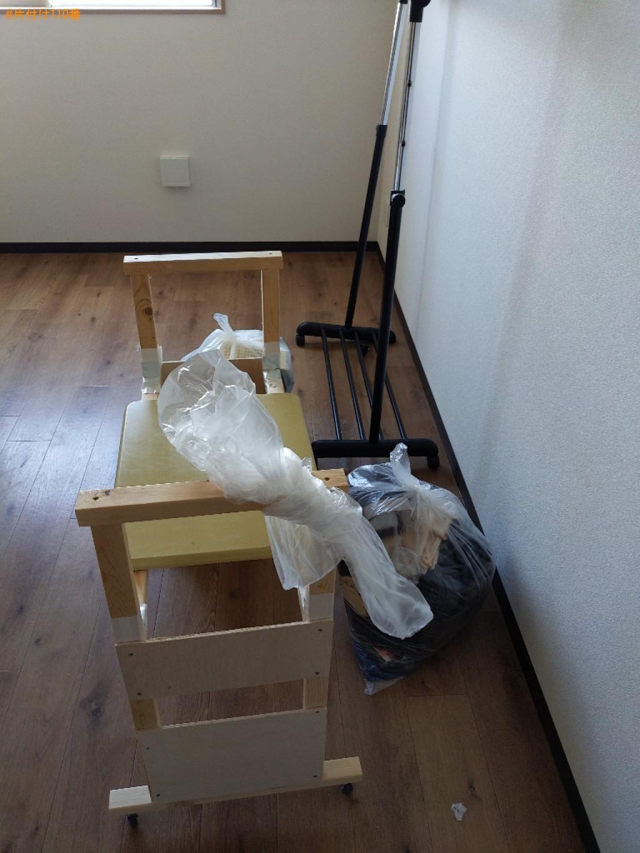 【奈良市学園朝日町】カラーボックス、仏壇、ハンガーラック等の回収