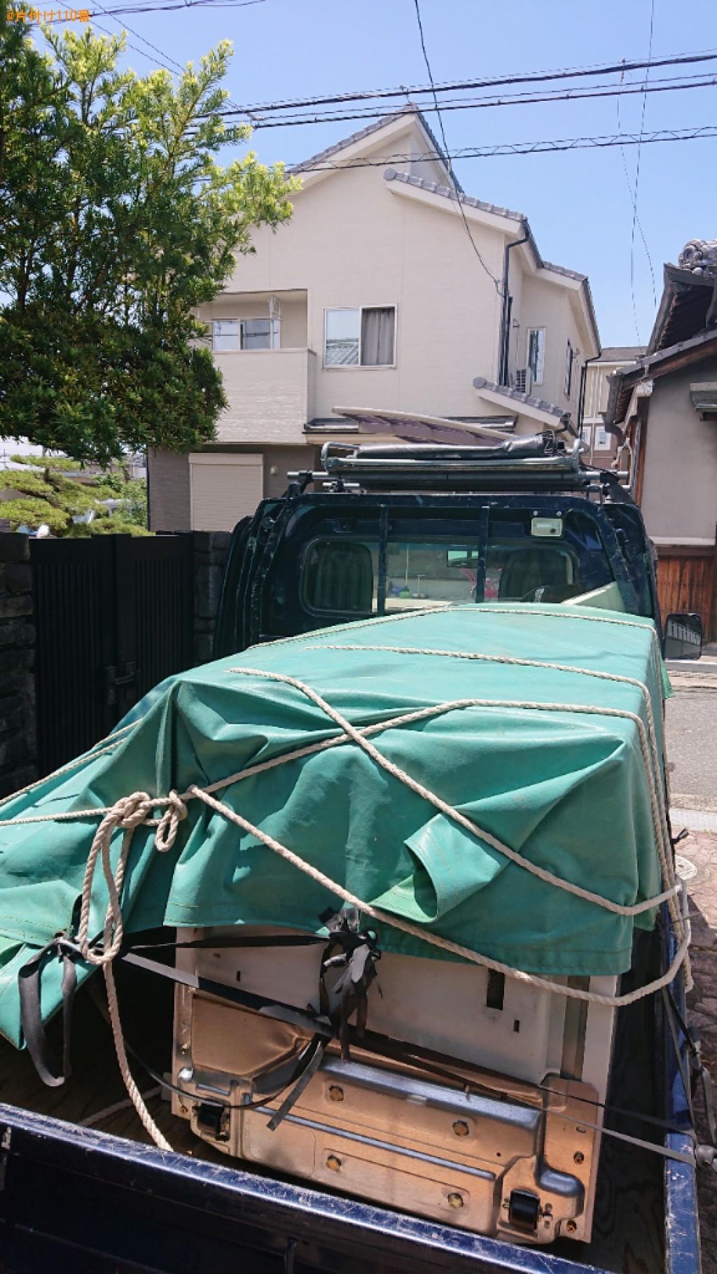 【大和郡山市】冷蔵庫、洗濯機の回収・処分ご依頼 お客様の声