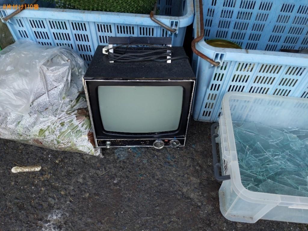 【橿原市】冷蔵庫、テレビの回収・処分ご依頼 お客様の声