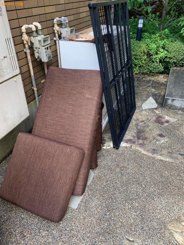 【吉野郡下市町】ベッドの回収・処分ご依頼 お客様の声